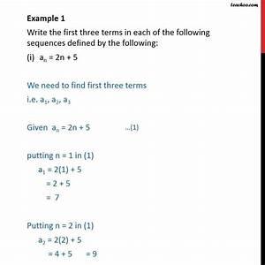 Example 1  4
