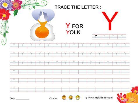 tracing worksheet  letter