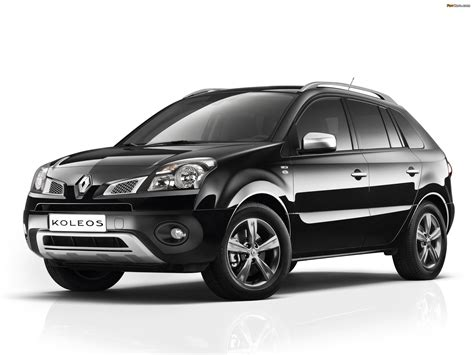 Renault Koleos Backgrounds by 2010 Renault Koleos Photos Informations Articles