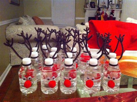 reindeer bottle  kindergarten  pinterest
