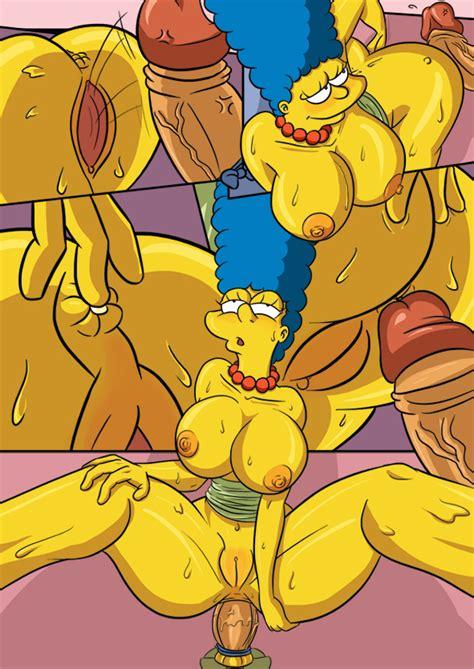 marge simpson dicke titten xxx comic