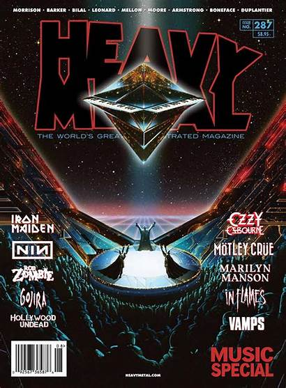 Heavy Metal Magazine Issue Eng Special Comics