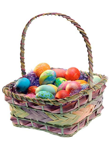 what goes in an easter basket easter baskets go metallic hgtv