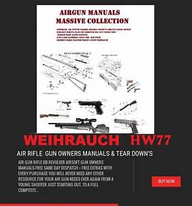 1000  Images About Air Rifle Gun Owners Manuals And