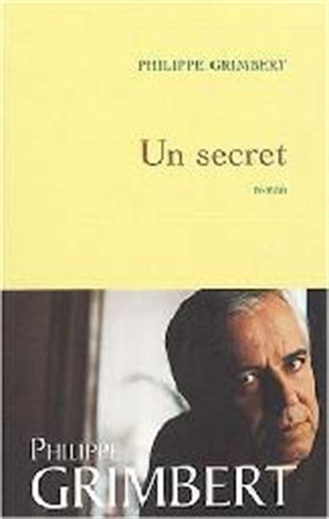 Un Secret Resume Philippe Grimbert by Le Secret De Philippe Grimbert 192 Voir