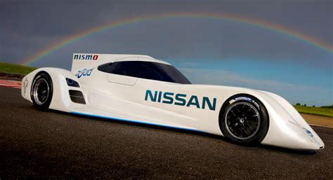 Nissan Zeod Rc Le Mans Prototype To Race In 2018 Image 181788