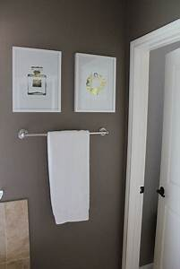 valspar gray and paint on pinterest With best brand of paint for kitchen cabinets with spa bathroom wall art