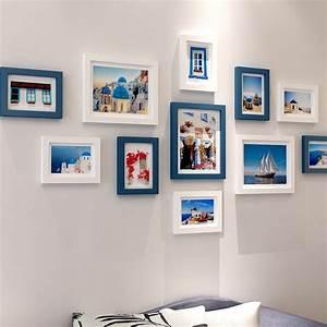 Wand Mit Fotos Gestalten : fotowand ideen lassen sie ihre wand einzigartig aussehen ~ A.2002-acura-tl-radio.info Haus und Dekorationen