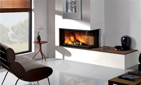 Corner Gas Fireplaces Direct Vent by Modern Built In Fireplaces By Rocal Digsdigs