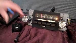 1978 Ford F100 Original Am  Fm Radio