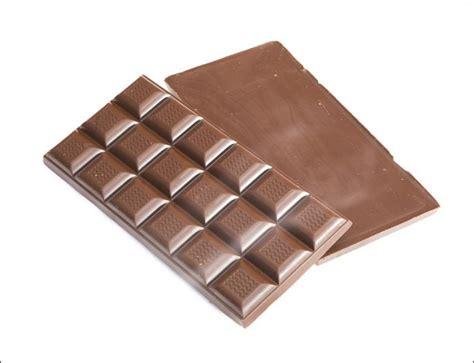 tablette pour recette de cuisine plaque de chocolat