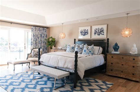 Beach Themed Bedrooms With Coastal Style