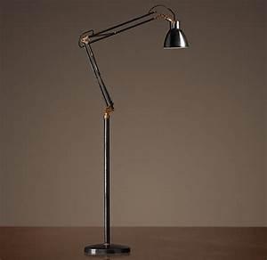adjustable studio task floor lamp With jcpenney adjustable metal floor lamp by studio
