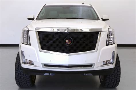 Cadillac Escalade Lift Kit by 2015 Cadillac Escalade Luxury Custom Lift Kit 22s