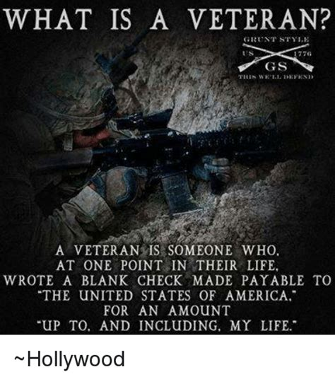 What Is An Meme - what is a veteran gru nt style 776 gs a veteran someone who at one point in their life wrote a