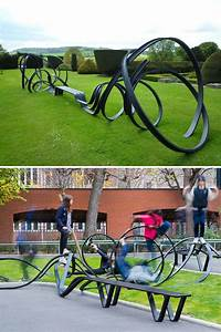 50+ Of The Most Creative Benches And Seats Ever  Creative