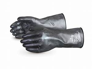 Chemstop Viton Butyl Gloves Chemical Safety Gloves