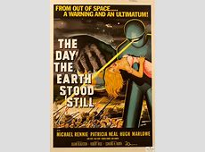 The Day The Earth Stood Still Rue Royale Fine Art