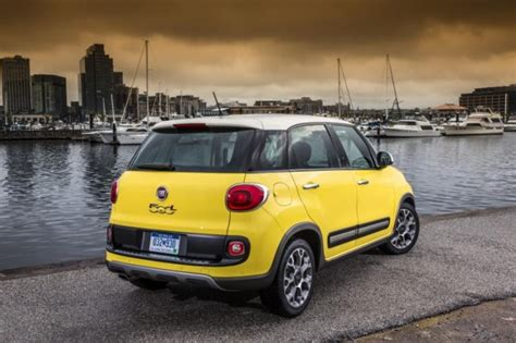 2014-2015 Fiat 500l Recalled After Tests Show That Airbags