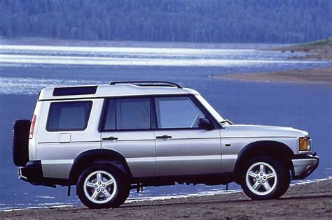 land rover discovery ii consumer guide auto