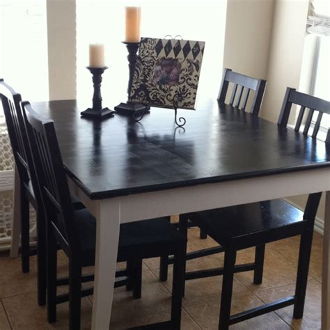 refinished table ideas  pinterest kitchen