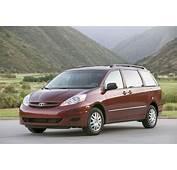 Top 2 Best Used Minivans