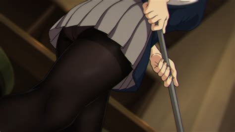 miru tights ona media review episode  anime solution