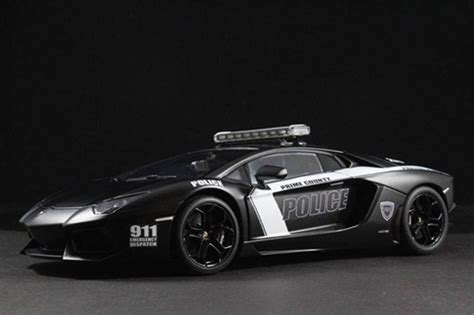 Top 10 Best Police Cars In The World