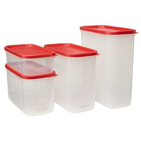 Rubbermaid Modular Canisters, Food Storage Container, Bpa