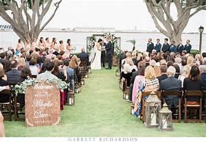 san diego harbor wedding mikaela dave garrett With honeymoon ideas san diego