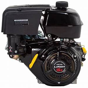 Lifan 1 In  15 Hp 420cc Ohv Electric Start Horizontal