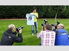 Soccer – Barclays Premier League – Manchester City Press