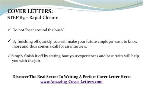 Simple Cover Letter by Simple Cover Letter For Resume
