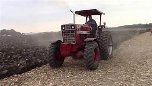 1976 International Hydro 100 Tractor