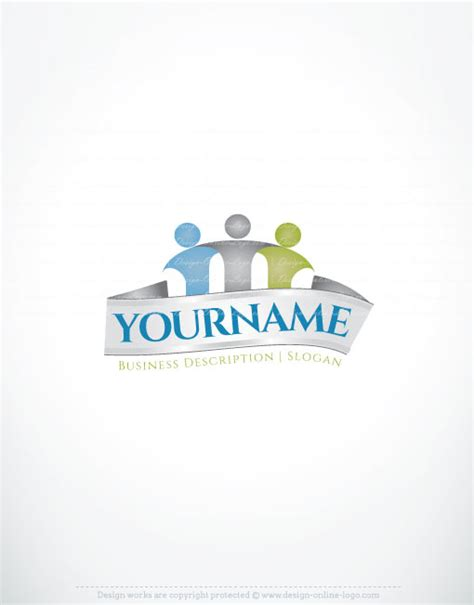 exclusive logo design people group logo images
