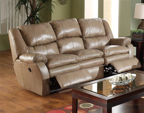 Top Grain Leather Recliner Sofa by Catnapper Top Grain Leather Allegro Reclining