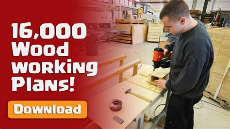 woodworking plans    youtube