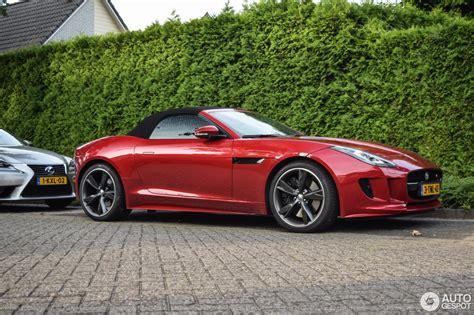 Jaguar F Type S Convertible by Jaguar F Type S Convertible 13 July 2017 Autogespot