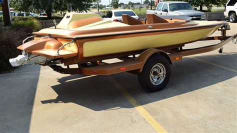 Jet Boat Value by 1977 Kona Jet Boat W108 Dallas 2015
