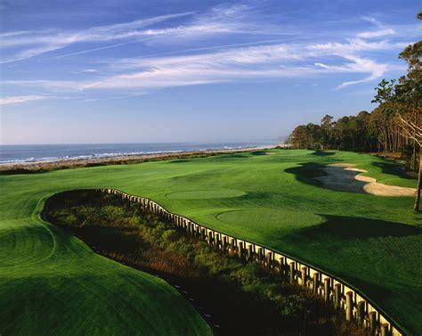 ocean forest golf club rees jones  golf  design
