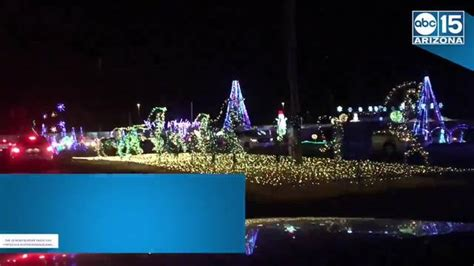 illumination az symphony of light christmas display