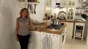 Petit Ilot Central Cuisine : comment am nager une petite chambre dans un petit appartement ~ Teatrodelosmanantiales.com Idées de Décoration