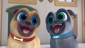 Puppy Dog Pals debuts on Disney Channel, Disney Junior