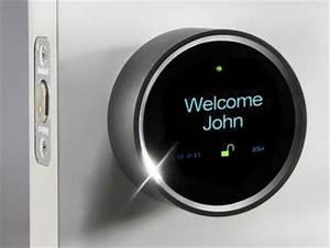 Elektronisches Türschloss Wlan : und noch ein smartes t rschloss goji smart lock mit integrierter kamera housecontrollers ~ Yasmunasinghe.com Haus und Dekorationen
