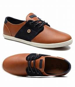 Chaussure De Ville Homme Marron : baskets de ville chaussures homme faguo cypress marron marine coup de coeur mode ~ Nature-et-papiers.com Idées de Décoration