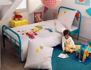 Parure De Drap Enfant : linge de lit enfant c 39 est les vacances linvosges ~ Teatrodelosmanantiales.com Idées de Décoration