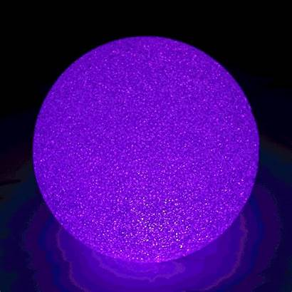 Led Lights Battery Operated Ball Changing Portable