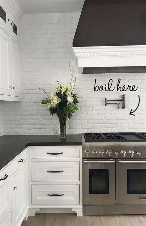painted backsplash ideas kitchen 30 awesome kitchen backsplash ideas for your home 2017