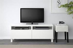 Meuble Tv Noir Ikea : ikea meuble tele cuisine en image ~ Teatrodelosmanantiales.com Idées de Décoration