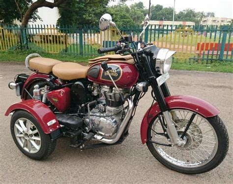 Modification Royal Enfield Bullet 350 by Royal Enfield Bullet Only Modification In Gandhi Nagar
